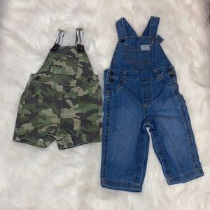 2/$25 Boys 6-12M Pant & Short Lot. 12 Pieces